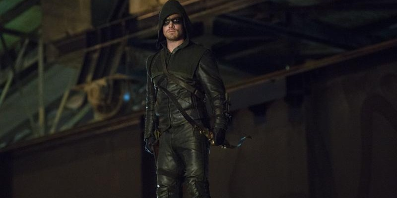 Stephen Amell as Green Arrow