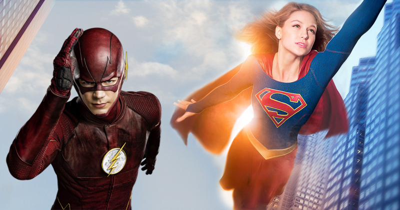 The Flash and Supergirl crossover is indeed happening!