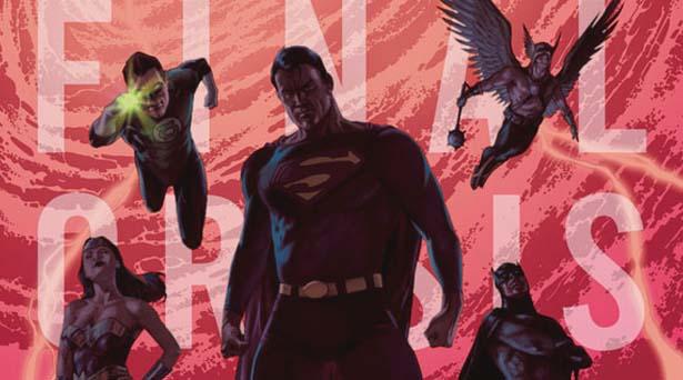 Final Crisis. Source: DC Comics