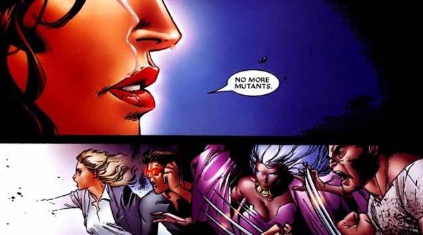 House of M. Source: Marvel Comics