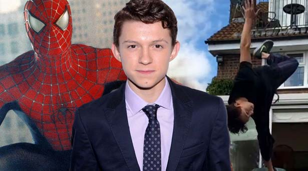 Tom Holland will portray Spider-Man. Source: mirror.co.uk