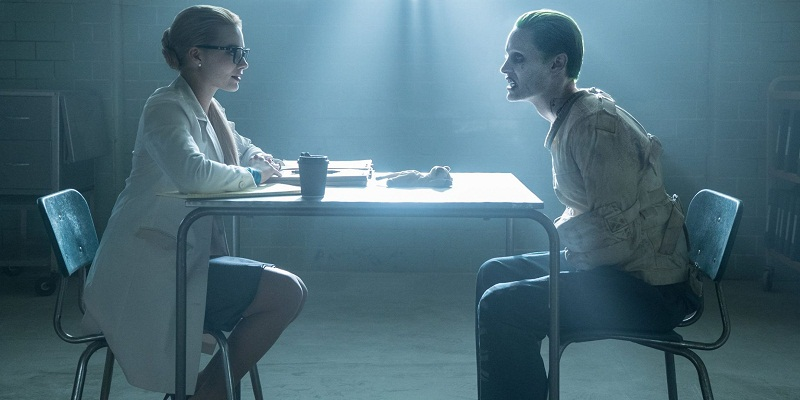 Leto claims he did interact with his Suicide Squad co-stars!