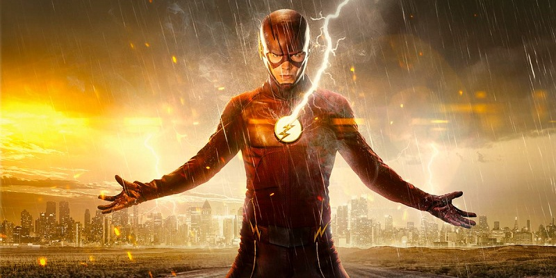 The Flash Season 2 has a new costumed character!