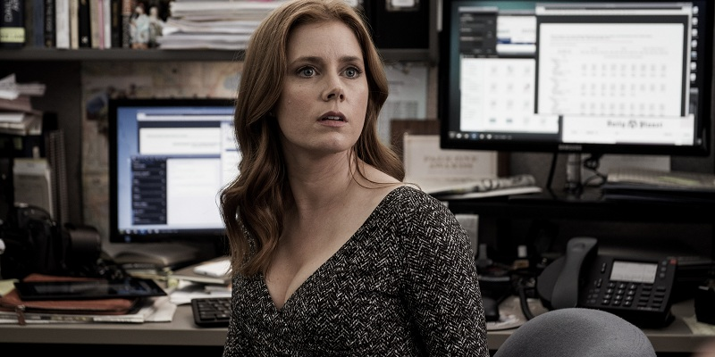 Amy Adams reveals her most memorable moment from Batman V Superman