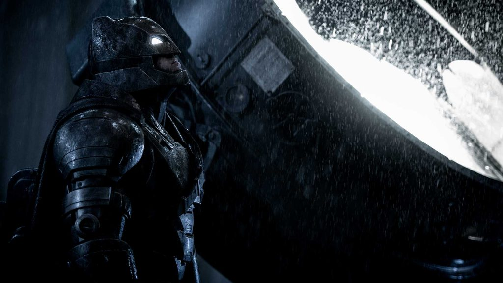 Ben Affleck might have just confirmed working on a Batman solo movie