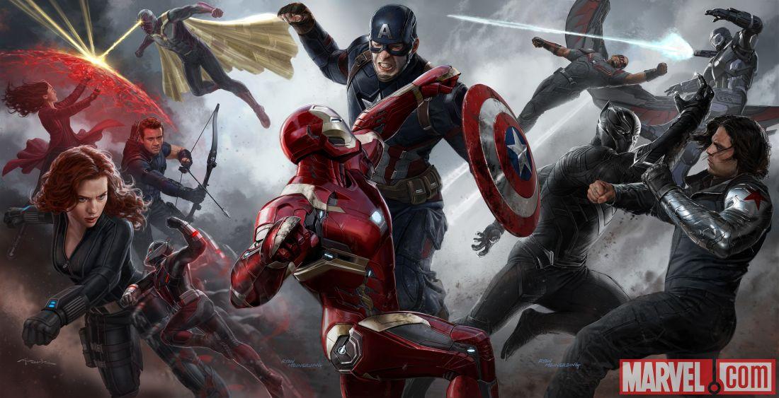 Captain America: Civil War directors talk influences on the movie