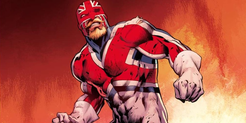 Captain Britain TV series apparently in the works!
