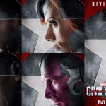 Character Posters for Team Iron Man