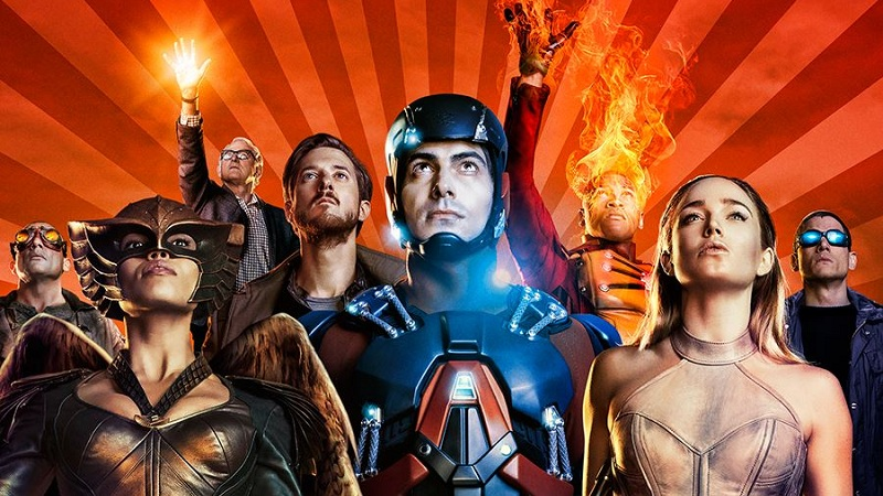 DC's Legends of Tomorrow episode 9 extended trailer launched