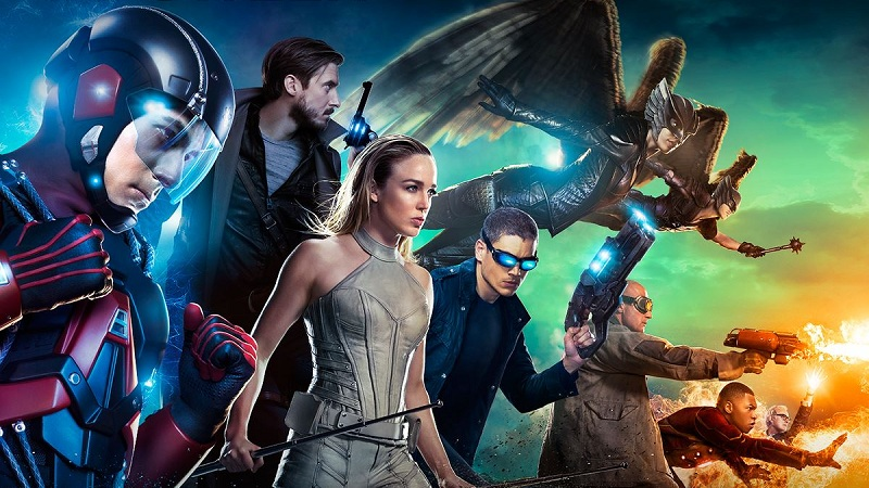 DC's Legends of Tomorrow episode 12 official synopsis released