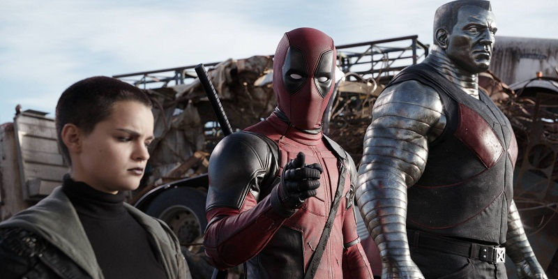 Deadpool movie has crossed $700 million benchmark at worldwide box office!
