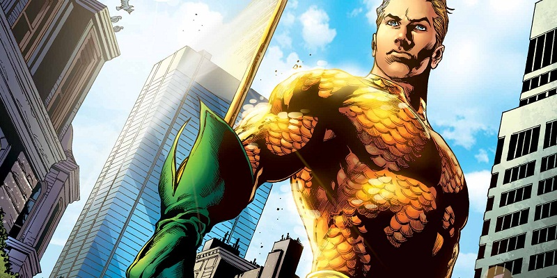 James Wan wants to show a different, cool & badass side of Arthur Curry in Aquaman movie!