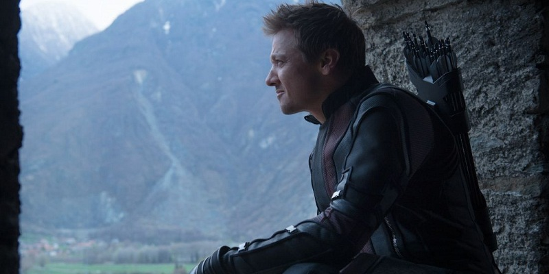Jeremy Renner is open to a Hawkeye Netflix series