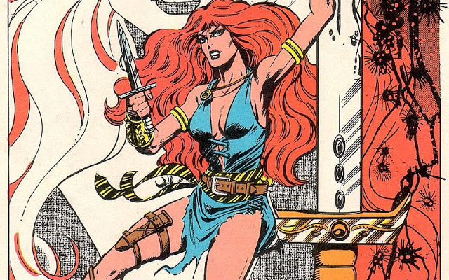 A new kind of warrior princess Foto: Google