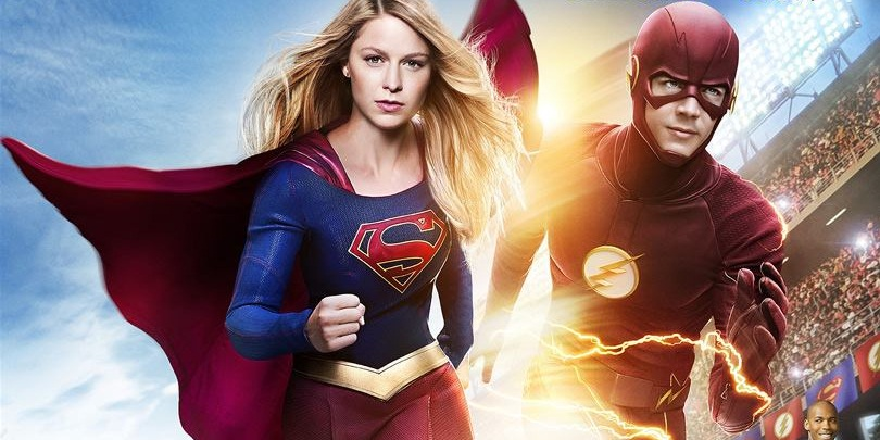 Melissa Benoist and Ali Adler tease a race in Supergirl/The Flash crossover