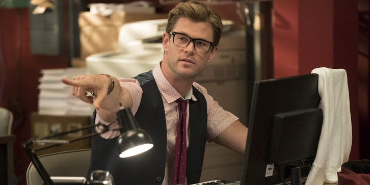 Paul Feige talks about Chris Hemsworth's character in Ghostbusters