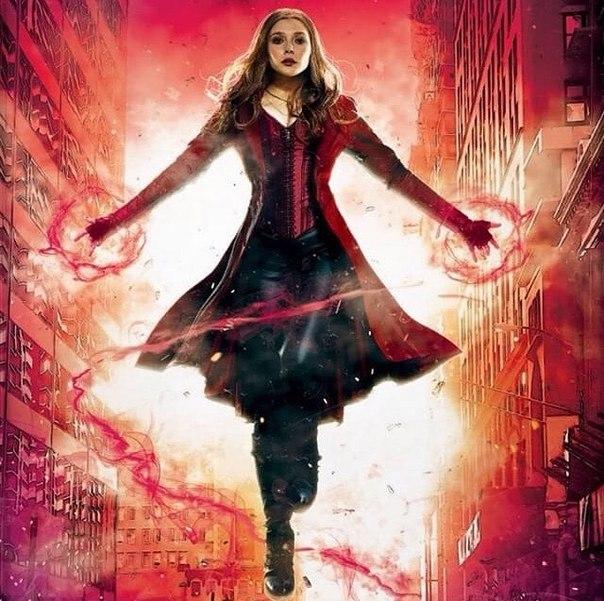 Scarlett Witch artwork 1