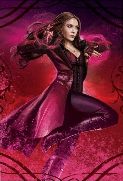 Scarlett Witch artwork 2