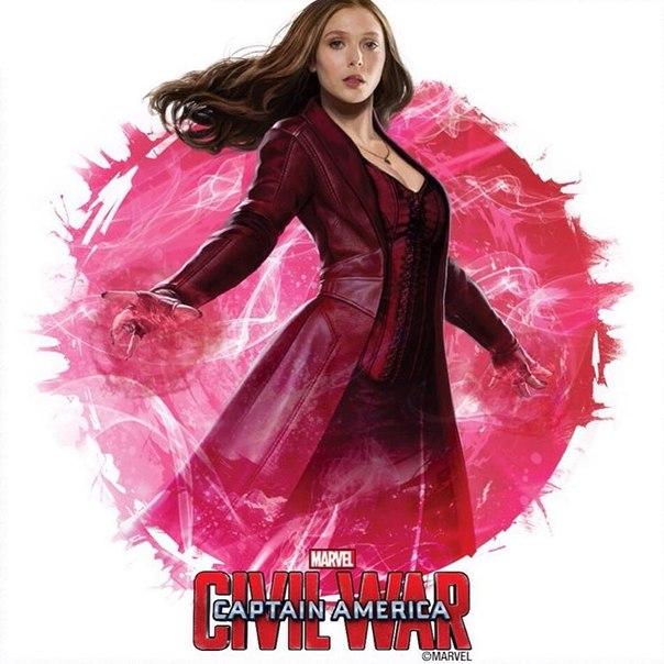 Scarlett Witch artwork 3
