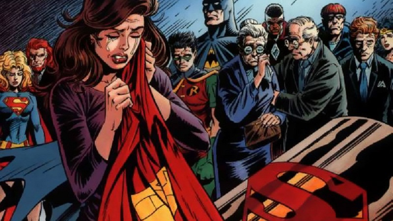 Superman's death was necessary for Justice League Part One premise