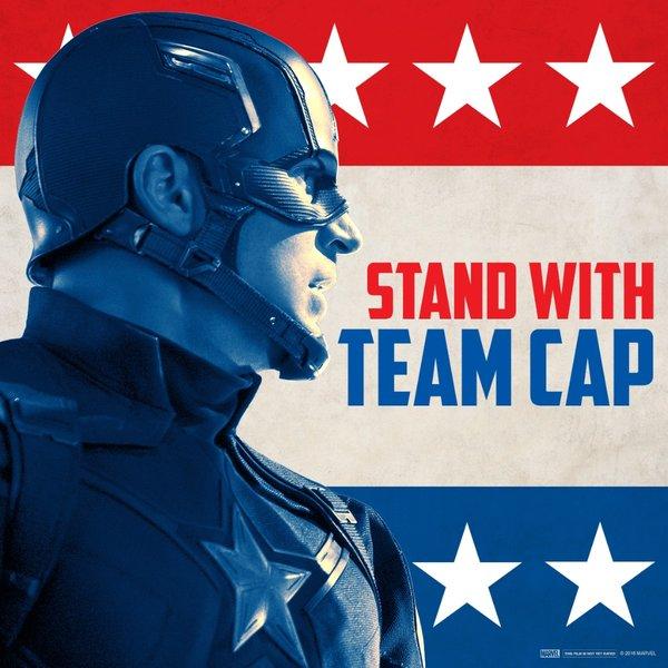 Team Cap artwork