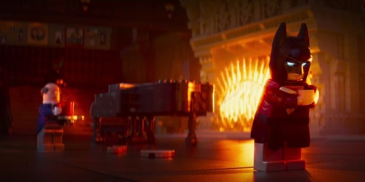 The LEGO Batman Movie trailer mocks Bruce Wayne for mourning his parents' death in every movie!
