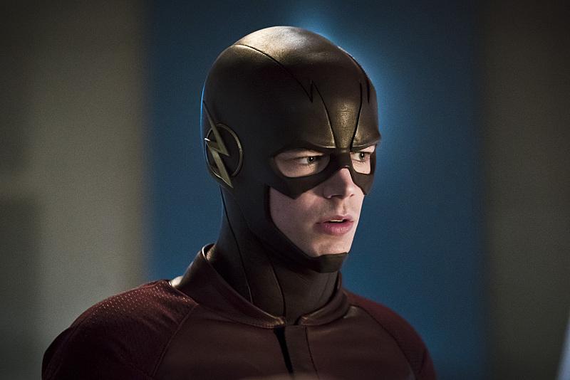 Stills from The Flash Season 2 episode 'Trajectory'