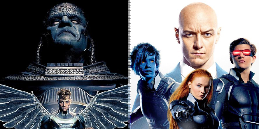 X-Men: Apocalypse DESTROY and DEFEND posters launched