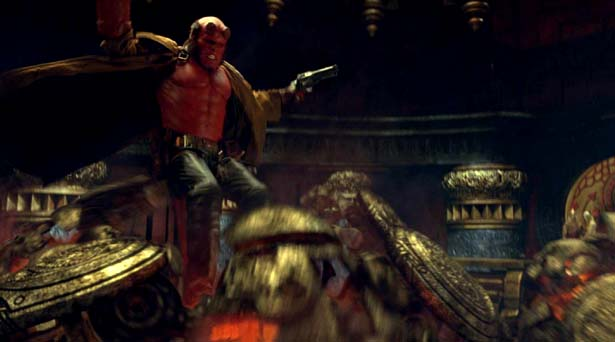 Hellboy 2: The Golden Army. Source: Universal Pictures