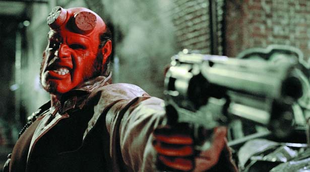 Hellboy. Source: Columbia Pictures