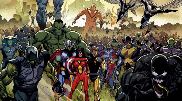 Skrulls. Source: Marvel Comics