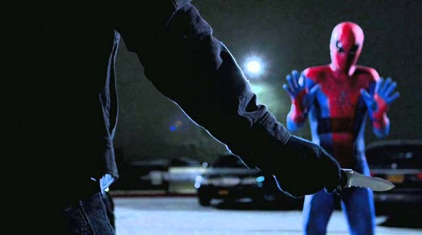 Spider-Man. Source: Sony Pictures