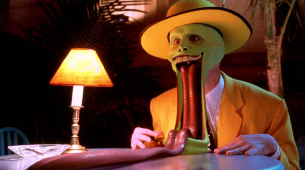 The Mask. Source: New Line Cinema