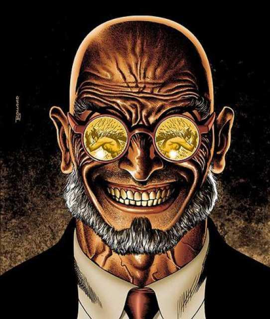 Hugo Strange (Comic Vine)