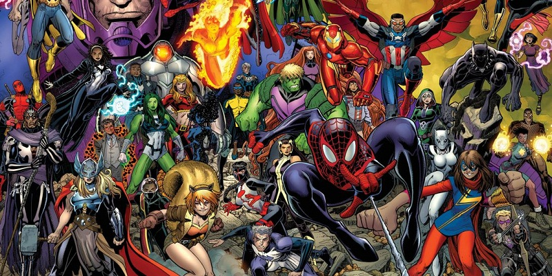 Avengers: Infinity War might not have exactly 67 characters!