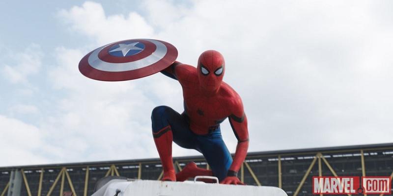Critics have loved Tom Holland's Spider-Man in Captain America: Civil War!