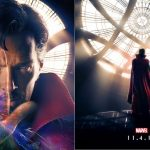 Doctor Strange official posters