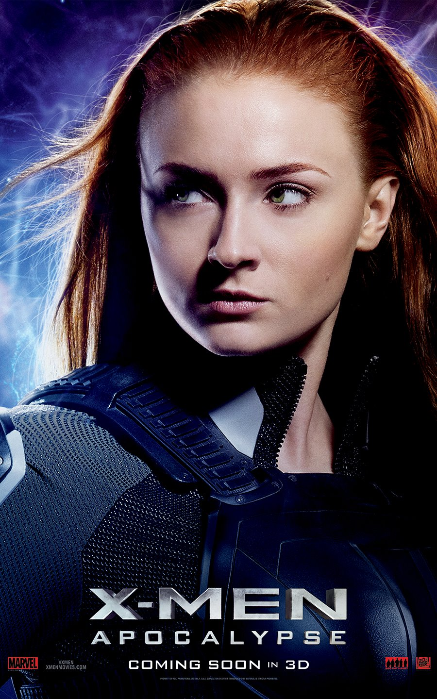 Jean Grey character poster