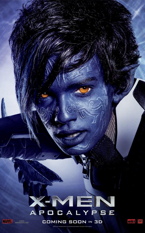Nightcrawler character poster