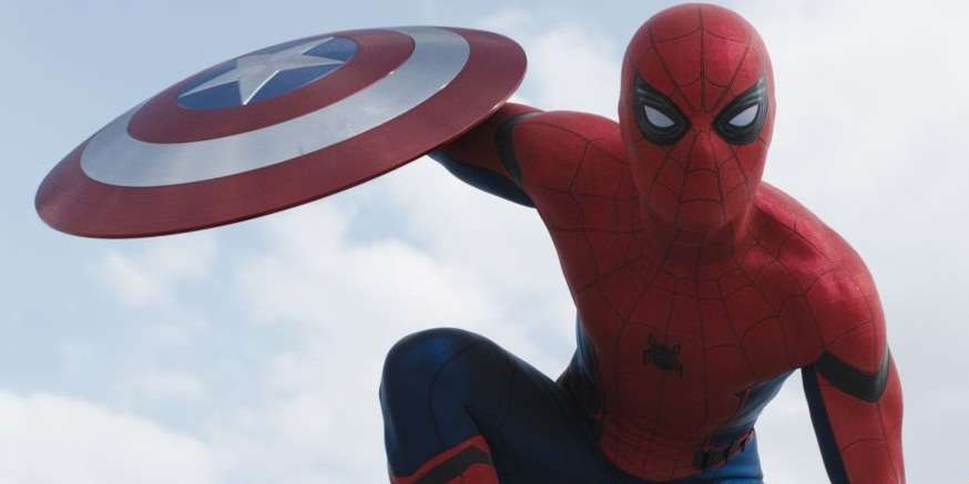 Spider-Man apparently has a lot of screen time in Civil War!
