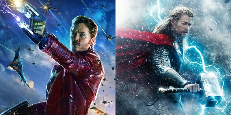 Star-Lord and Thor confirmed for Avengers: Infinity War by the Russo Brothers!