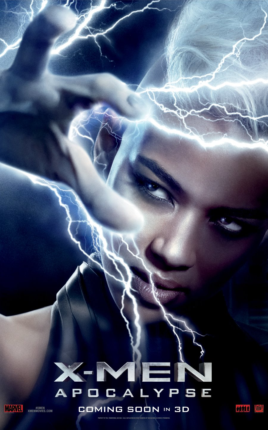 Storm character poster