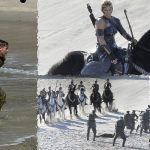Wonder Woman set photos leaked from Italy!