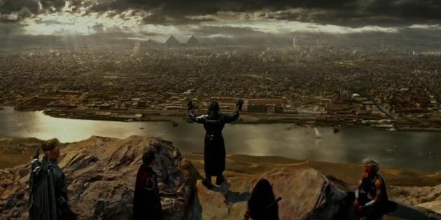 New X-Men: Apocalypse featurette focusses on the Four Horsemen!