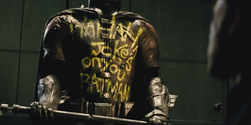Zack Snyder reveals when and how Robin died!