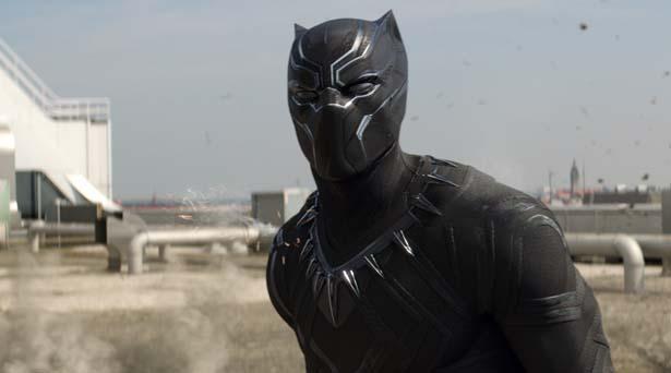 Black Panther. Source: Marvel Studios