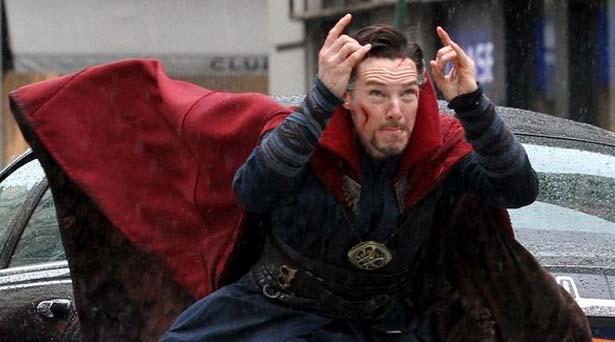 Doctor Strange. Source: Marvel Studios