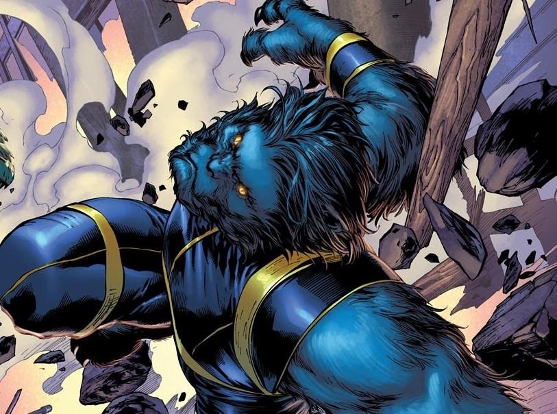 Beast (Comic Vine)