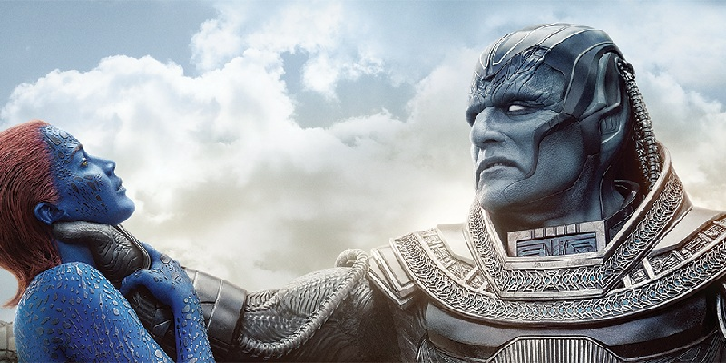 Bryan Singer has a reason for why he didn't make Apocalypse a CGI giant!