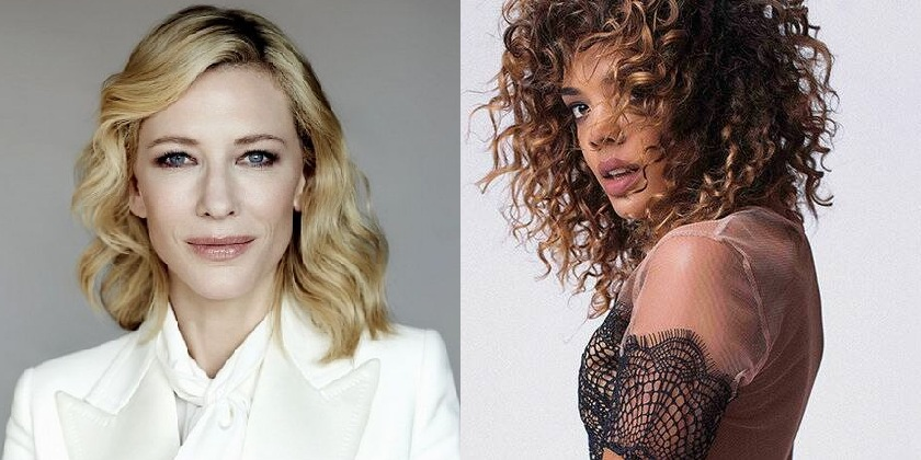 Cate Blanchett and Tessa Thompson are indeed playing their rumored roles!